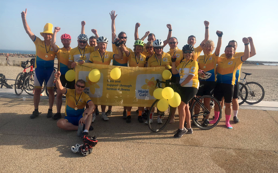 Ride report: Charity ride from the Channel to the Med
