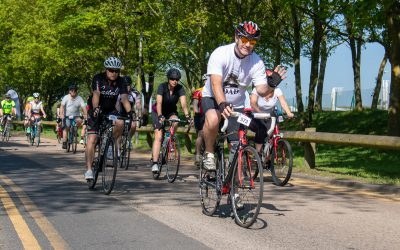 Pilgrims Hospices Cycle Challenge Update
