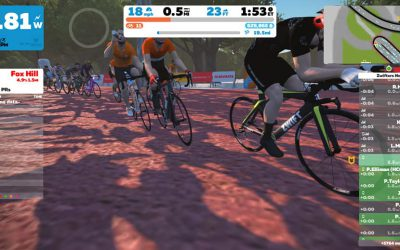 HCC first group Zwift